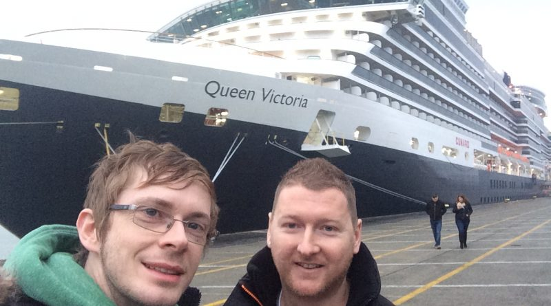 Cunard QV