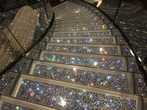 Swarovski Stair Case