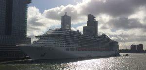 Preziosa Docked in Rotterdam