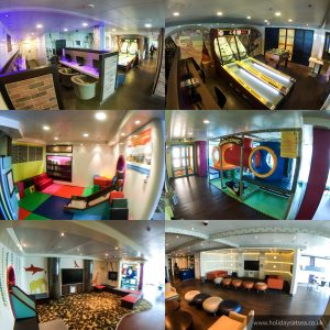 Kid and Teen Areas