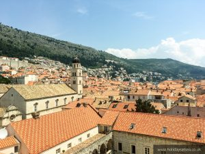 Views over Dubrovnik
