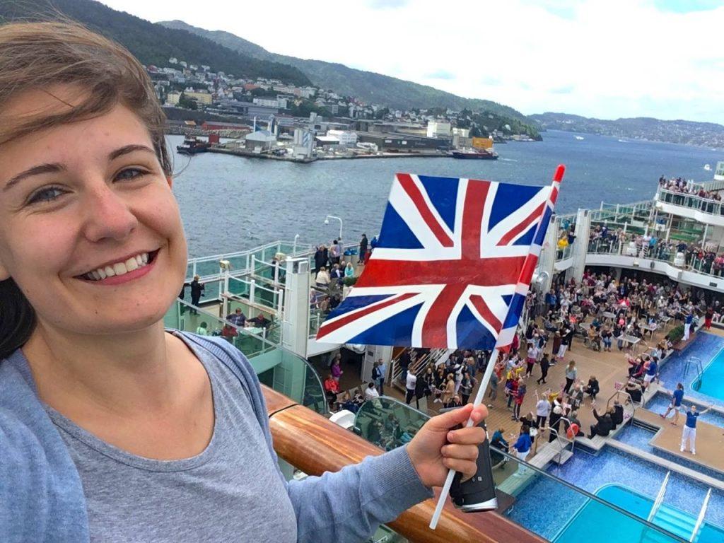 Great British Sail away