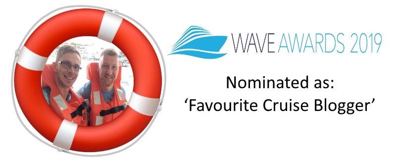Holidays At Sea Wave Awards