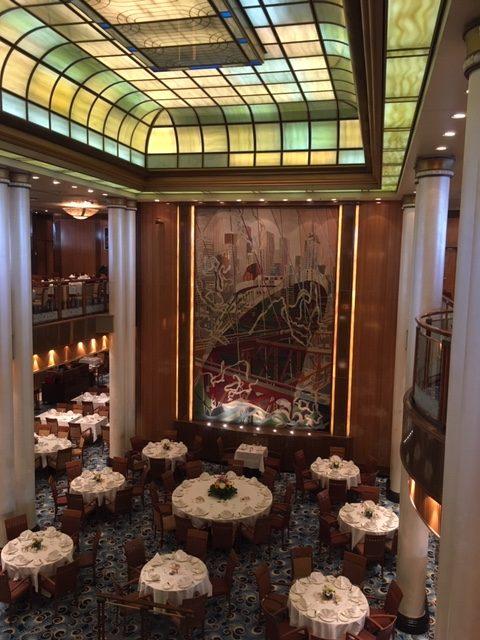 Cunard Queen Mary 2 Britannia