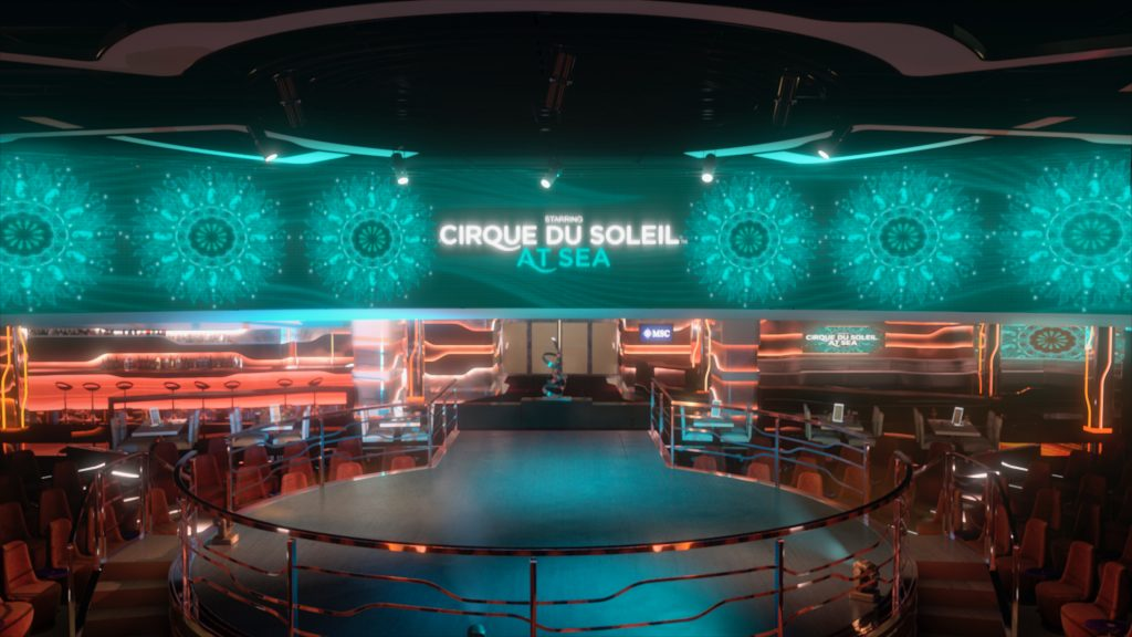 MSC Bellissima, Carousel Lounge
