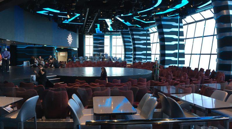 MSC Bellissima Carousel Lounge