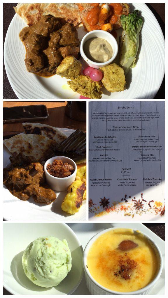 Sindhu Tiffin lunch