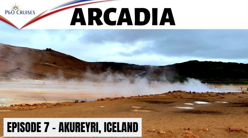 Akureyri vlog cover