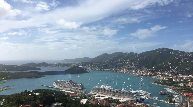Saint Thomas from Paradise Point