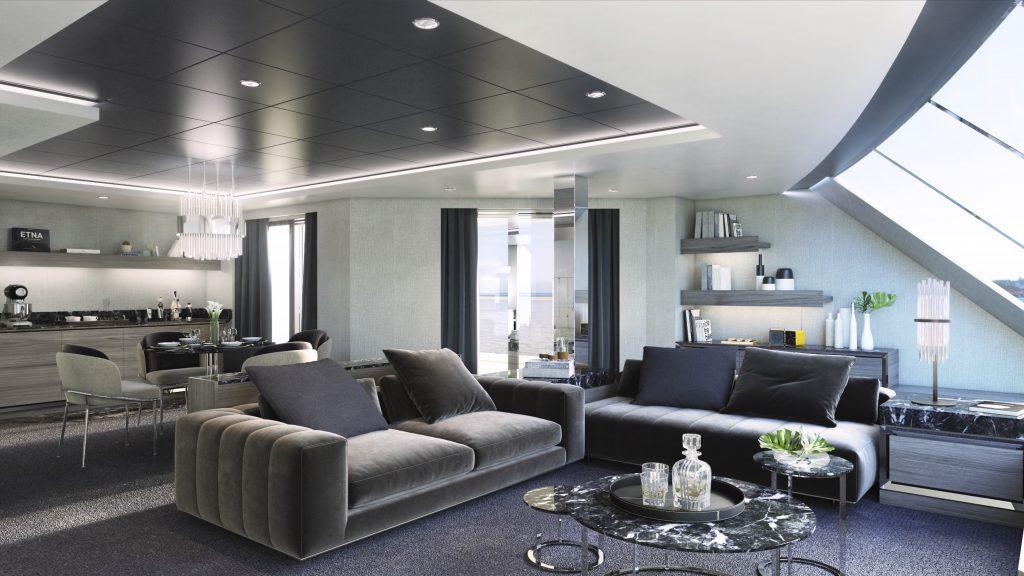 MSC Seashore, MSC Yacht Club Owner's Suite